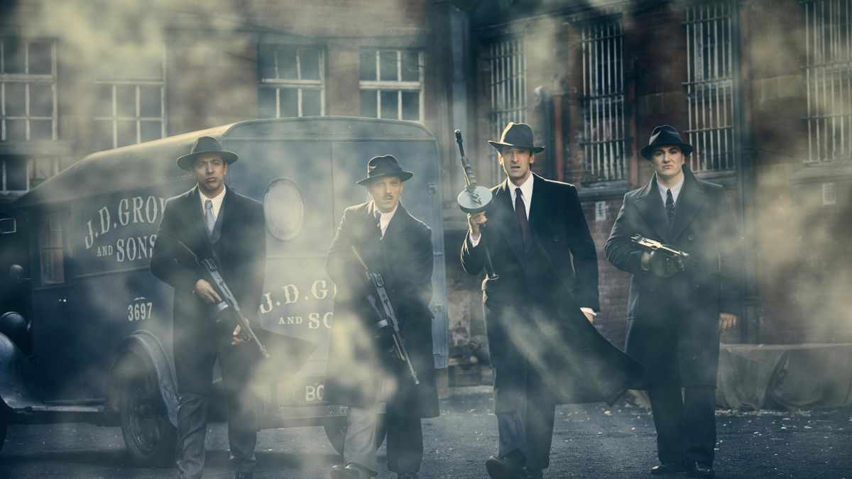 Peaky Blinders Themed Party Nights