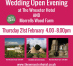 Open Evening - Two Venues
