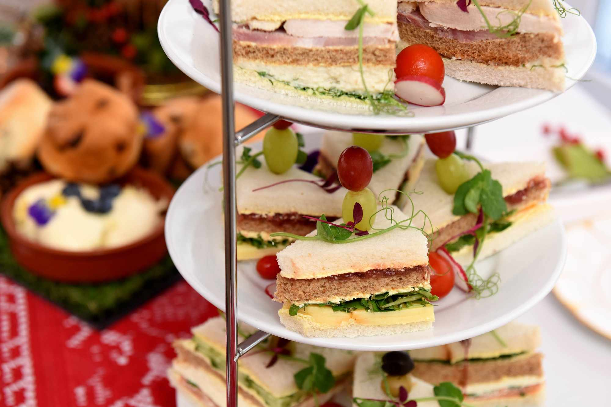 Where did afternoon tea come from?